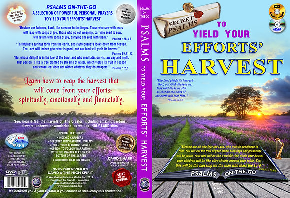 To Yield Your Efforts' Harvest