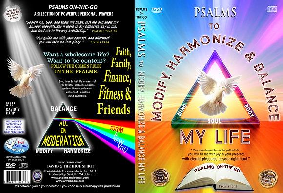 To Modify, Harmonize & Balance