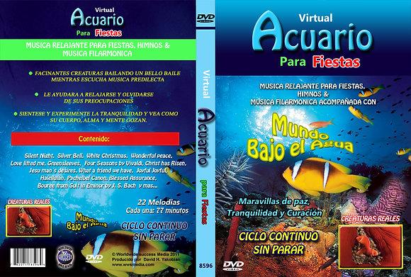Virtual Acuario para Fiestas