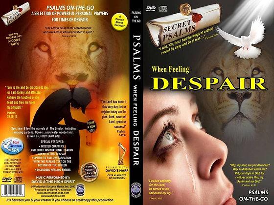 When Feeling Despair