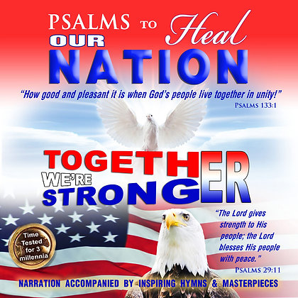 Psalms to Heal our Nation