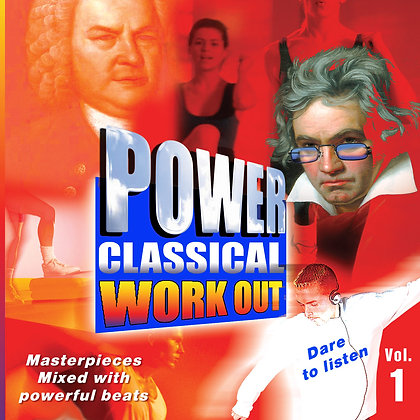 Power Classical work out, Vol. 1