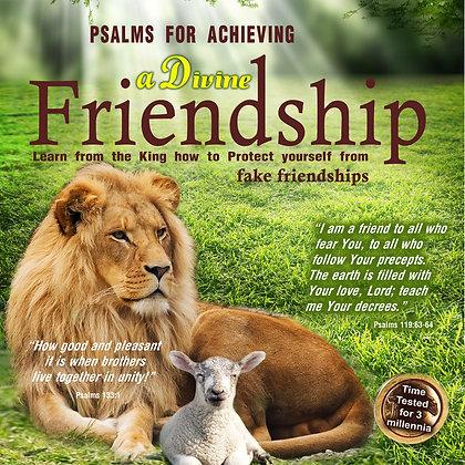 For Achieving a Divine Friendship