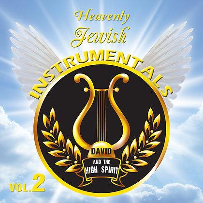 Heavenly Jewish Instrumentals, Vol. 2
