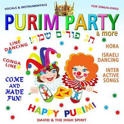 Purim Party & more