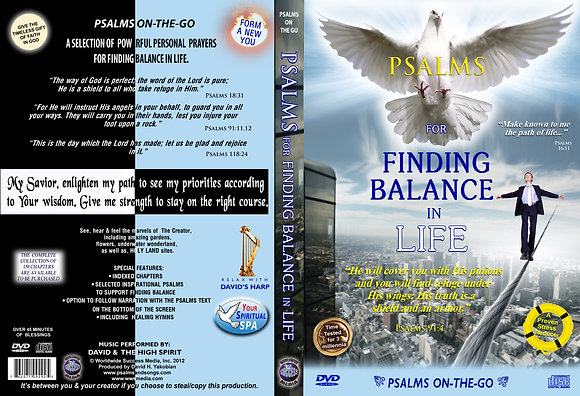 For Finding Balance in Life
