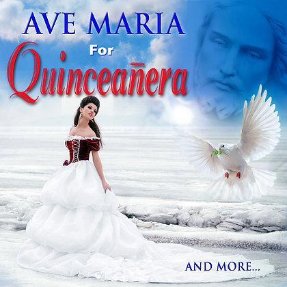 Ave Maria for Quinceañera