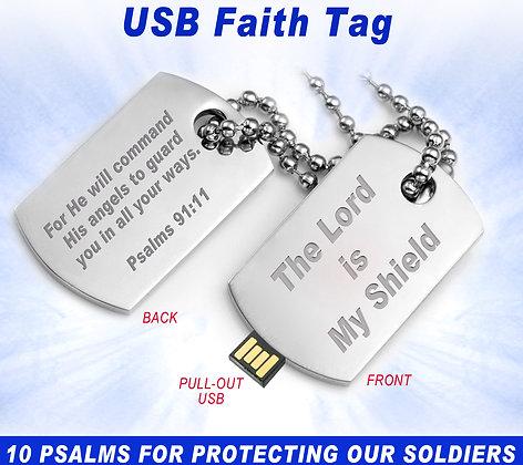 Faith Tag USB