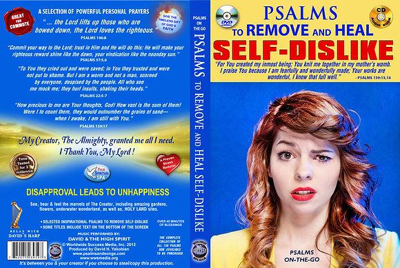To Remove and Heal Self-Dislike