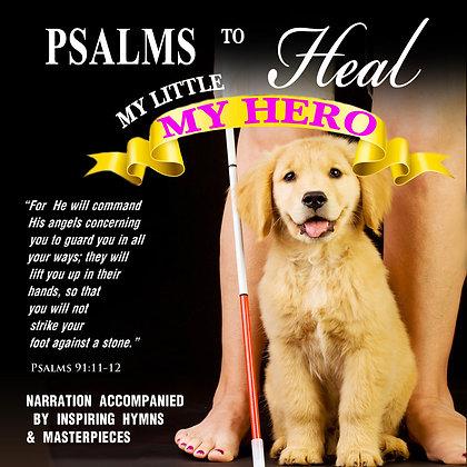 Psalms to Heal my Little Hero