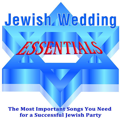 Jewish Wedding Essentials