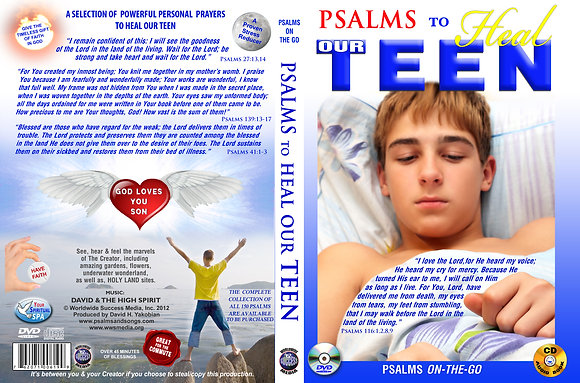 Heal my Teen (Men)