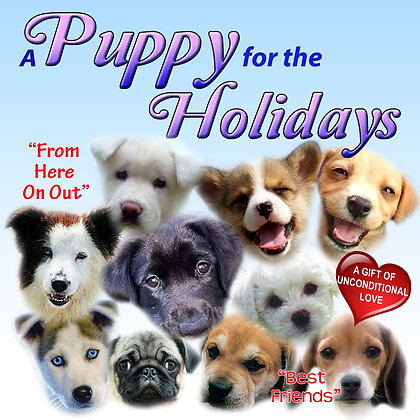 A Puppy for the Holidays