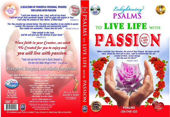 To Live Life with Passion