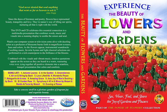 Experience to Beauty for Flowers and Gardens