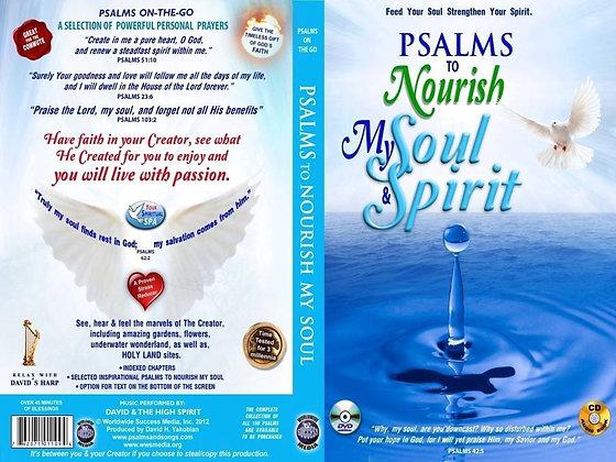 To Nourish My Soul & Spirit