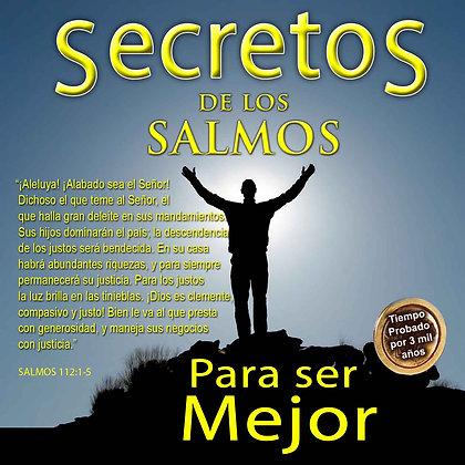 Secreto de los Salmos para Ser Mejor