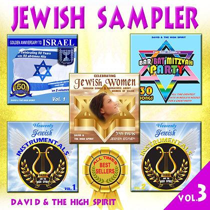 Jewish Sampler, Vol. 3