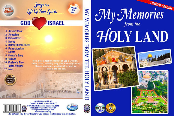 My Memories form the Holyland