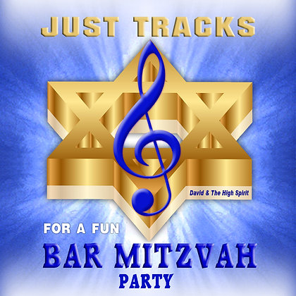 Just Tracks for a fun Bar Mitzvah