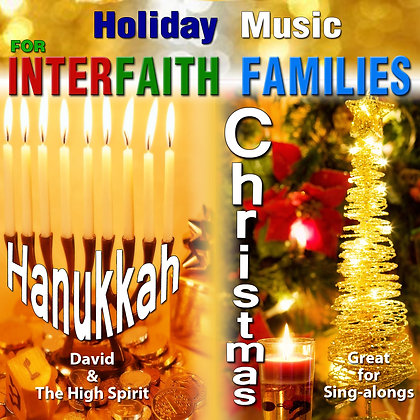 Holiday Music for Interfaith Families