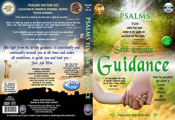 To Seek & Gain Guidance