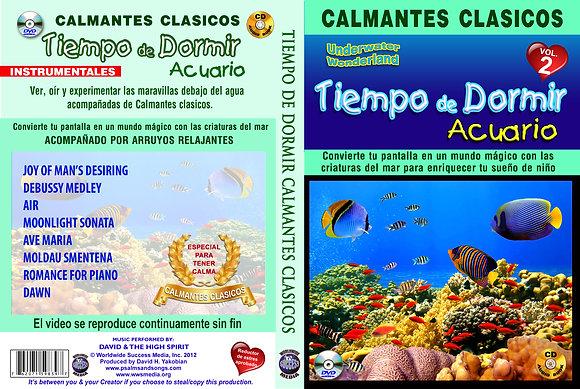 Tiempo de Dormir Acuario, Vol. 2