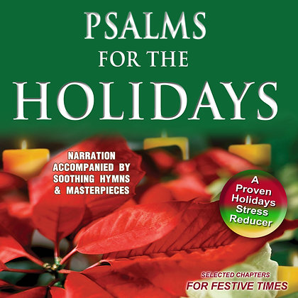 Psalms for the Holidays