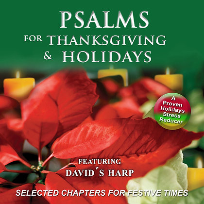 Psalms for Thanksgiving & Holidays