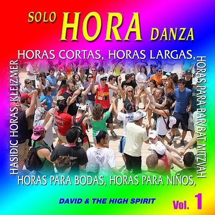 Solo Hora Danza, Vol. 1