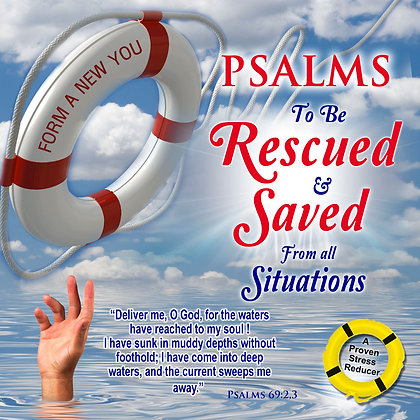 To be Rescue &Saved from all Situations