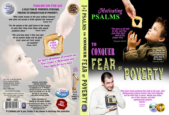 To Conquer Fear of Poverty