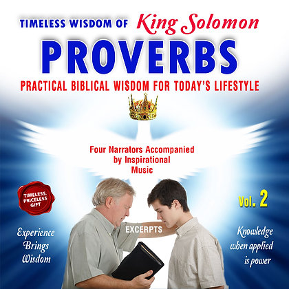 Proverbs, Vol. 2