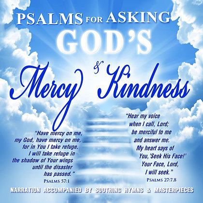 For Asking God's Mercy & Kindness