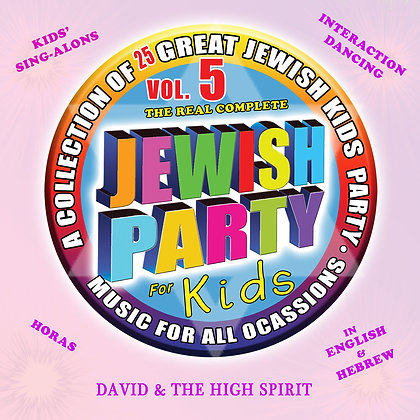 The Real Complete Jewish Party  Vol. 5