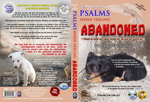 Psalms when feeling Abandoned