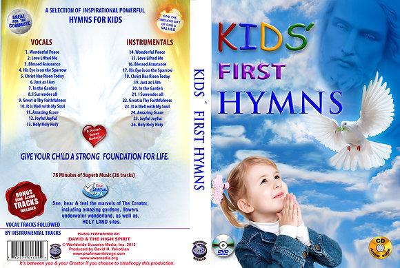 Kids First Hymns