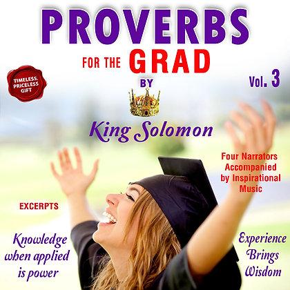 Proverbs for the Grad, (Women) Vol. 3