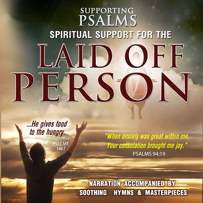 Spiritual Support for the Laid off Person