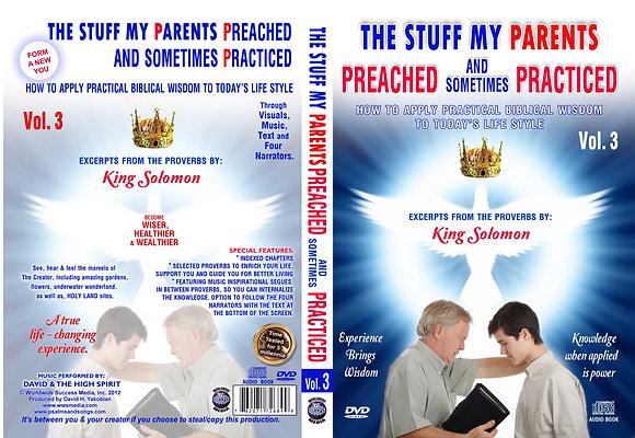The Stuff My Parents, Vol. 3