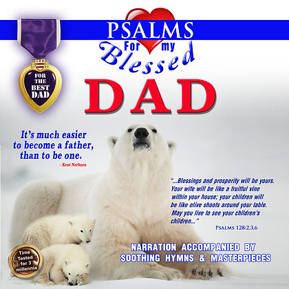 For My Blessed Dad