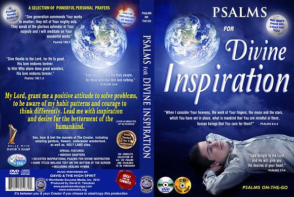 For Divine Inspiration
