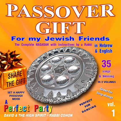 Passover Gift for My Jewish Friends, Vol. 1
