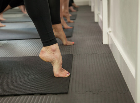 Foot & Gait Workshop With Kerri Maskol