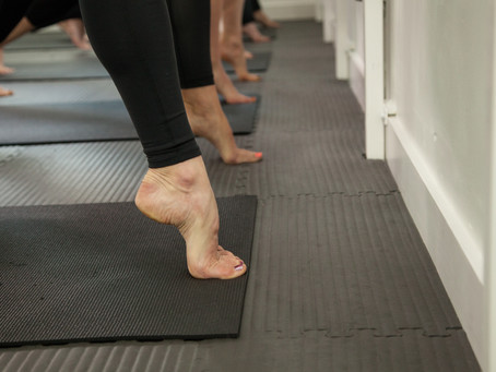 Foot & Gait Workshop With Kerri Maskol