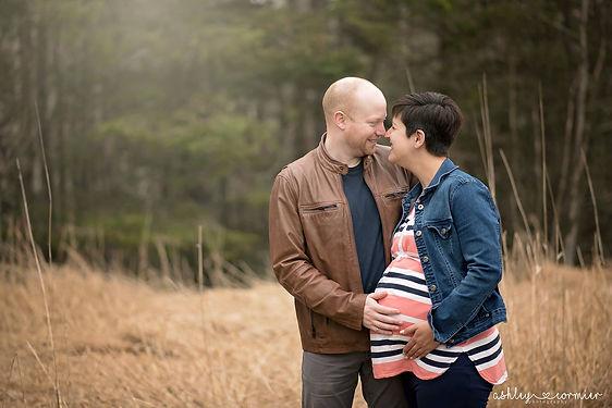Moncton Maternity Photographer