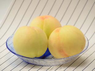 清水白桃の販売が始まります