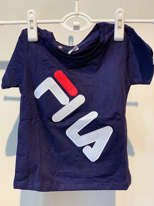 Fila Shirt & Pants Set