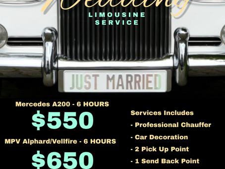 Distinguished & Affordable Limousine Service