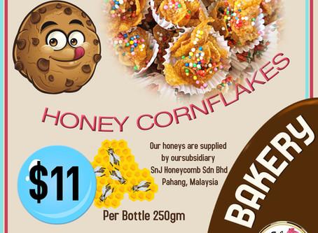 Authentic Honey Cornflakes!!
